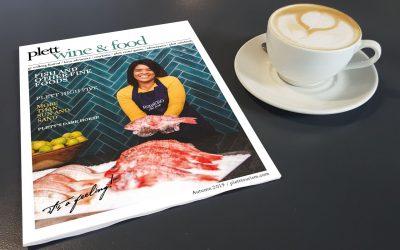 Robberg makes front cover of Plett Tourism magazine