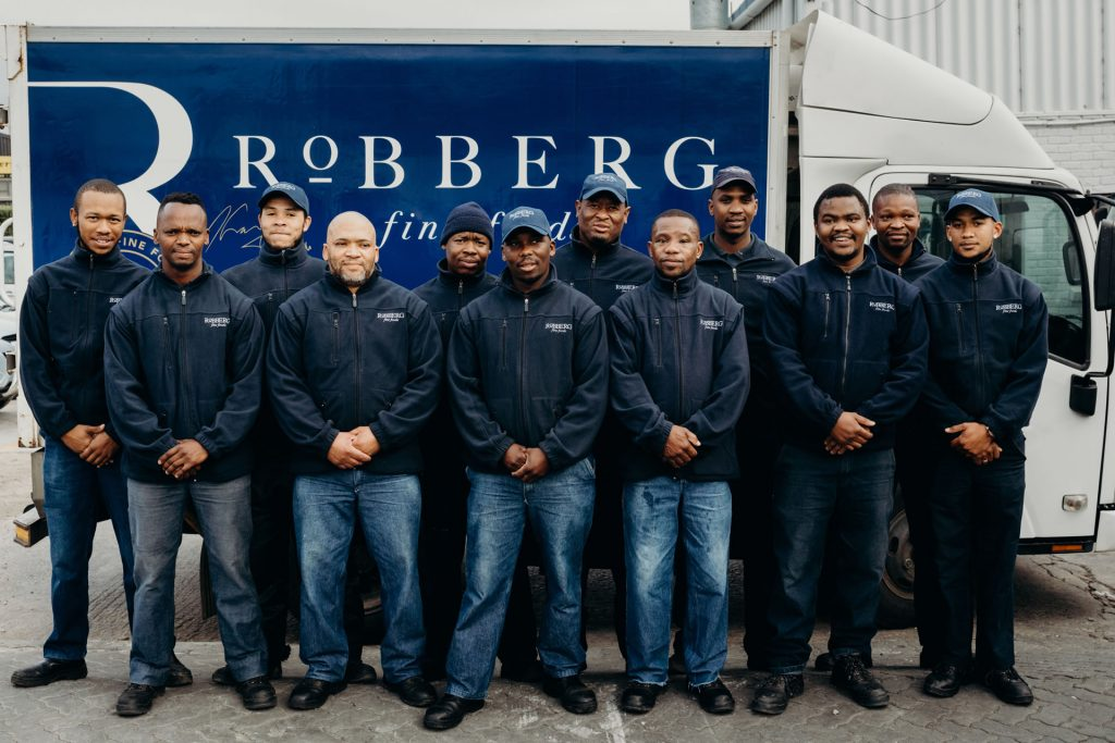 Drivers and Assistants, from left to right: Riaan van Rensburg, Thomas Libi, Jaydee Mey, Elton Roussouw, Madoda Tsomo, Thabo Bomsi, Sipho Noyilo, Edwin Gonintebe, Bongani Tukela, Raymond Mnonopi, Thandanani Mdatyulwa, Ashwin Delwan