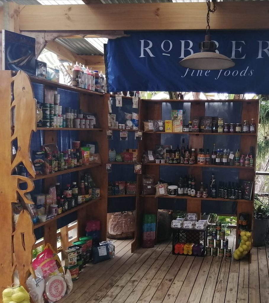 The Robberg stand at the Garden Route Hospitality Trade Fair