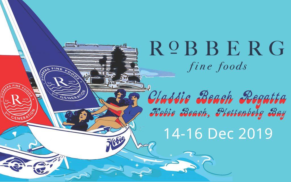Robberg Fine Foods Classic Beach Regatta 2019 in Plett