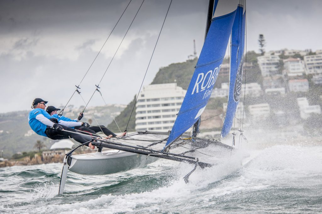 Robberg Fine Foods sponsors 2020 Hobie 16 Nationals