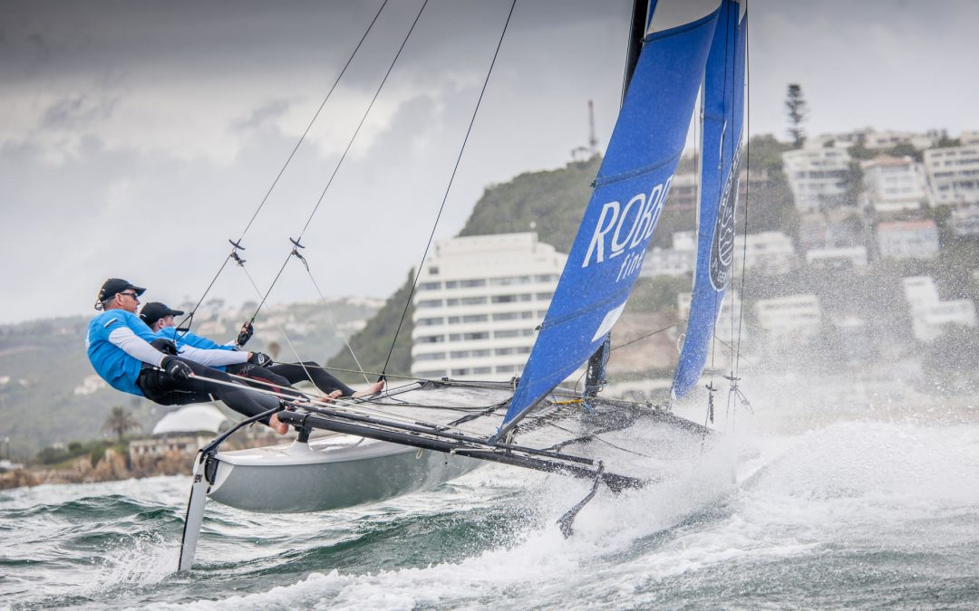 Watch the Hobie 16 Nationals in Plett this week