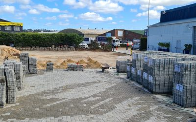 Car parking upgrade for our customers